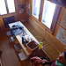 Die letzten putzen und räumen die Hütte auf. Wir habens gerne gemacht!