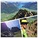 Alpine Routen sind auch beim Hirzli zu finden