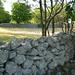 Trockenmauer nahe Beli, kilometerweise<br />Foto D.