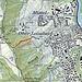 Entlang der Stadtgrenze in die Höhe (gepunktet eine Variante auf Adliswiler Gemeindegebiet).