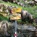 qui il sentiero per Braggio Mondent e Mont di Fora è ancora indicato peccato che non lo sia altrettanto in senso inverso !
