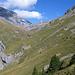 Nach der Alp Ranasca