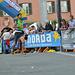 l'arrivo è in Piazza Cermenati a Lecco