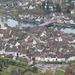 Die Altstadt von Stein am Rhein von der Burg aus fotografiert