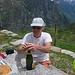 Lo champagne!..... (e il festeggiato!)