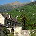Rücklblick auf das 2727m hohe Pizzo di Claro. Vom ewigen Schnee zum Mittelmeer !