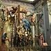 Cappella 13 (la Deposizione), all'interno del santuario.