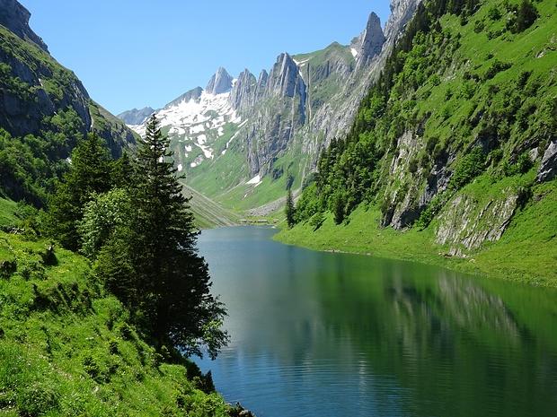 Der Fählensee - einfach der schönste aller Seen!