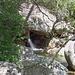 Gumpen und Wasserspiele am (sehr kalten) Melaghja-Bach I