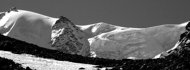Eiswülste am Gletscherhorn