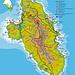 ...La dettagliatissima mappa dell'isola