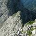 Runter zur Mayrbergscharte