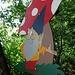 """Themenweg """"Sagenhafter Stierenberg"""" - für Kinder und jungebliebene."""