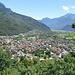 ...oberhalb der Weinberge von Chiavenna