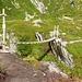 Il nuovo ponte al bivio tra Val Termine e Val Cadlimo