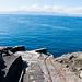 Alte Anlegestelle auf der Insel Nólsoy