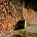 Holz = Wärme