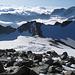 Aussicht vom Piz Tschierva 3546m