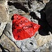 Farbenfrohe Liebesbotschaft auf dem Poncione di Mezzo