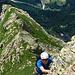 Tolle, einfache Kletterei am Wyssbachhorn