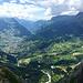 Tiefblicke nach Grindelwald
