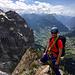 Noch als Jugendlicher hatte ich mich kaum auf Aussichtstürme etc. gewagt. Heute habe ich sogar Spass am Klettern gefunden!