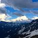 Cumulus-Wolken über dem Gauligebiet