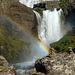 Wasser und Regenbogen