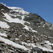 Westflanke Stellihorn (3436m)