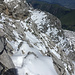 Abstieg zurück zum Chaisertor