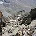 Abstieg vom Jegihorn