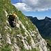Ein wenig Alpin bis zum Einstieg