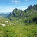 13¼: Sicht über Meglisalp
