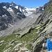 ... und zum Blick auf den Oberaletsch- und Beichgletscher