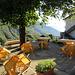 .... hatte ich mich so wie am Vortag auf ein Bier auf der schönen Terrasse bis zur Rückfahrt nach Giubiasco gefreut :-(((