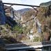 .....und gleich oberhalb nochmals Brücken über die Dalaschlucht