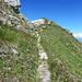 hinüber zum Mont Loéré