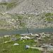 il primo dei laghi a quota 2563