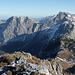 Blick nach Osten zu Ebenstein und Griesstein