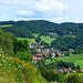 Lautertal-Reichenbach, hier ging´s zurück