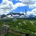 Im Süden das Lechquellengebirge