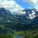 Mohnenfluh und Braunarlspitze im SW.