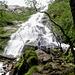 nass, nasser, Wasserfall
