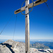 Gipfelkreuz Clariden