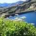 Lago di Lucendro und die Staumauer