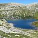 bis wir den Lago d' Orsino erreichen