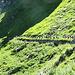 in weitem Rund zurück zum Gotthardpass