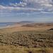 Der nördliche Teil der Antelope Island