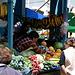 Täglicher Markt in Otavallo...
