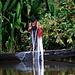 Fischer in der Laguna Limoncocha